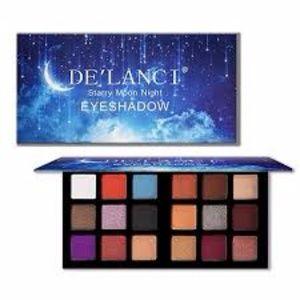 Eyeshadow Palette Shimmer + Matte + Duo-Chromes
